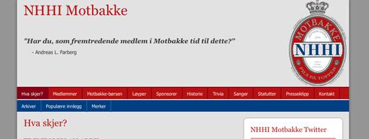 NHHI Motbakke