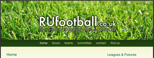 Reading University Mens Football Club