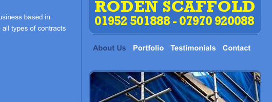 Roden Scaffold Service
